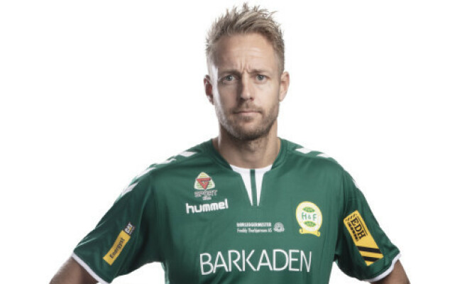 OMKOM: Reidar Lindqvist, en av Vestfold-fotballens største skikkelser, omkom i en drukningsulykke på Nes utenfor Tønsberg. Foto: Maciej Krzysztof