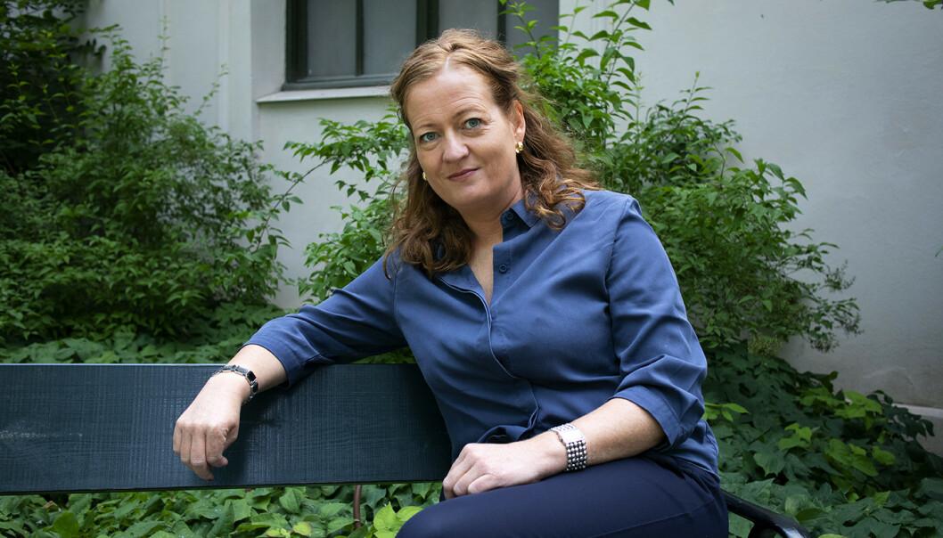 HVERDAGSSTRESS: Kvinner endres av morsrollen, på ulike måter mener Linde. Foto: Helene Spanthus