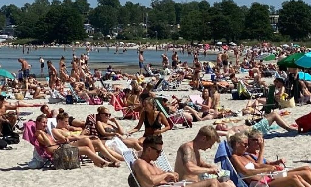 image: Slår alarm i svensk ferieparadis