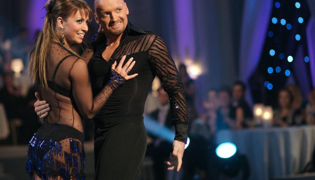 I SORG: Therese Cleve danset med Finn Christian Jagge i 2007. Hun forteller til Dagbladet at dødsfallet kommer som et sjokk. Foto: Eirik Helland Urke/Dagbladet
