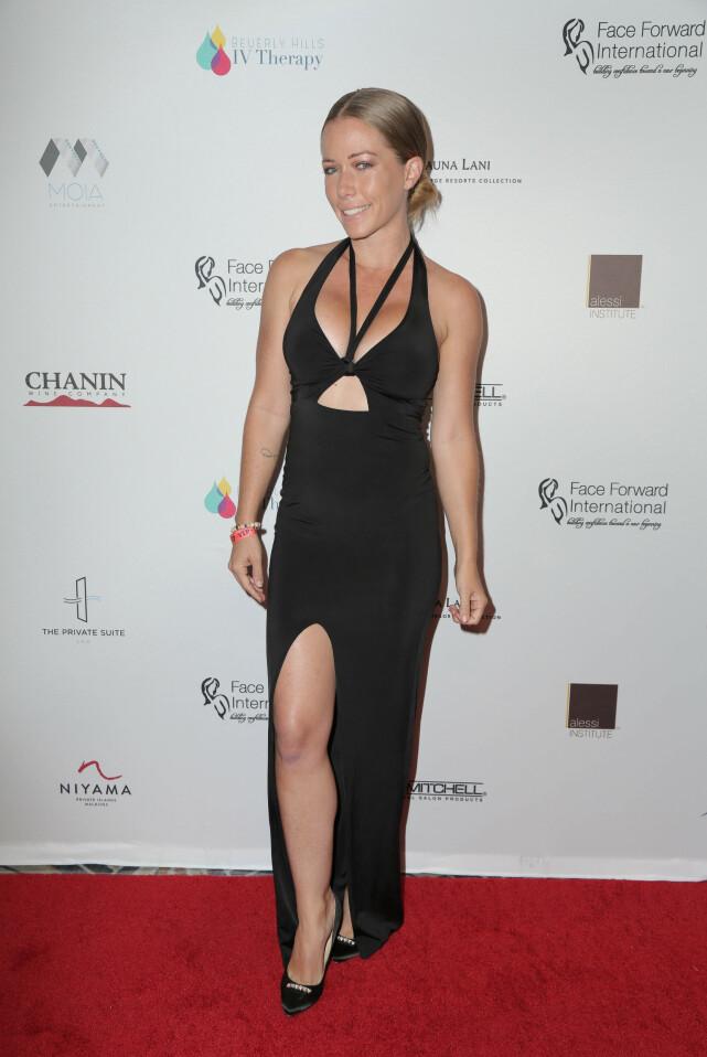 NY JOBB: Tidligere realitystjerne Kendra Wilkinson har landet drømmejobben. Det betyr derimot ikke at tv-kameraene legges helt på hylla.Her er hun fotografert i fjor. Foto: NTB Scanpix