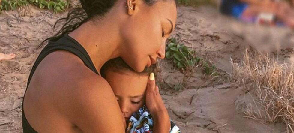 Nayas fire år gamle sønn funnet alene på båten
