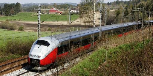 image: Europa-toget går nå