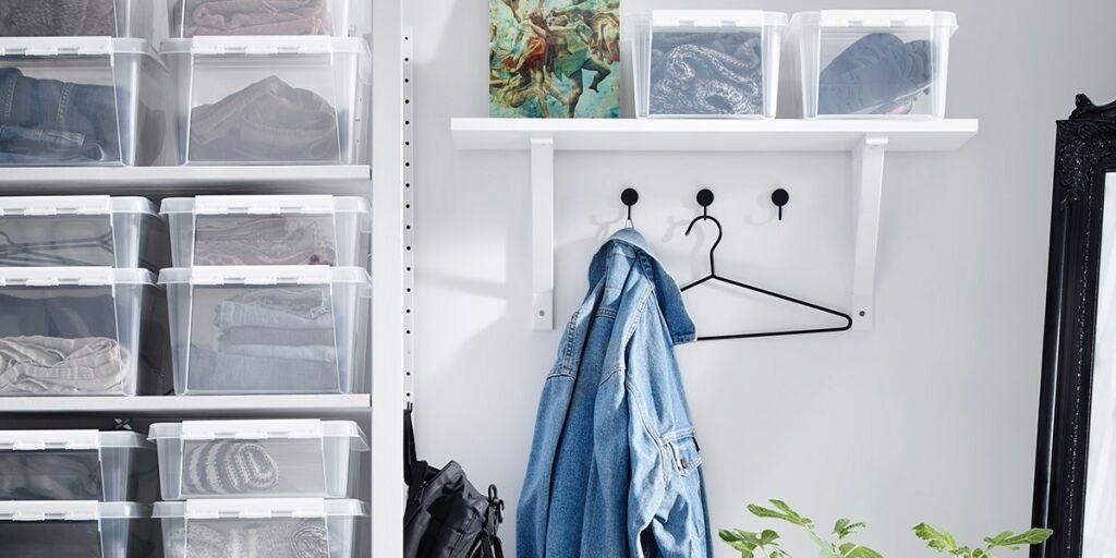image: Slik får du orden i garderoben