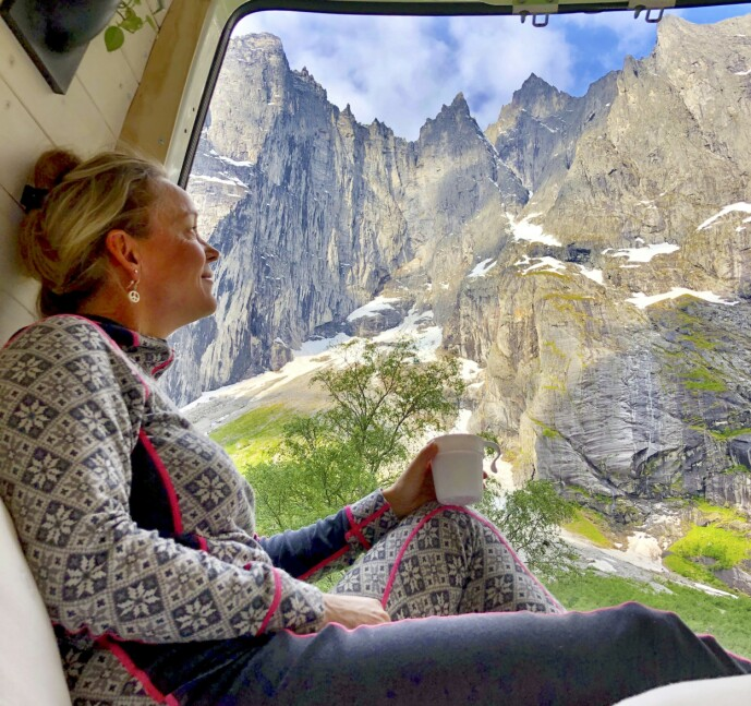 CAMP (NESTEN) HVOR DU VIL: I Norge er det allemannsretten som gjelder de aller fleste steder. Les deg opp på forhånd om hvilke regler som gjelder. FOTO: Ronny Frimann