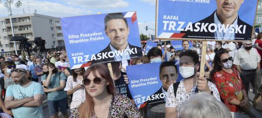 Skjebnevalg i Polen
