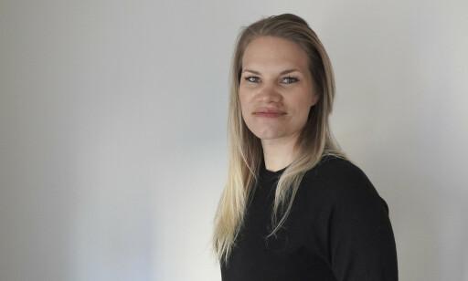 EKSPERT: Eline Torneus er Eurosport og Dplays nye fotballekspert før 2020-sesongen. Foto: TVNorge / NTB scanpix