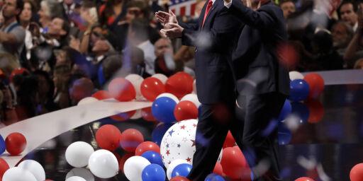 image: Republikanere: Nei takk til Trump-fest