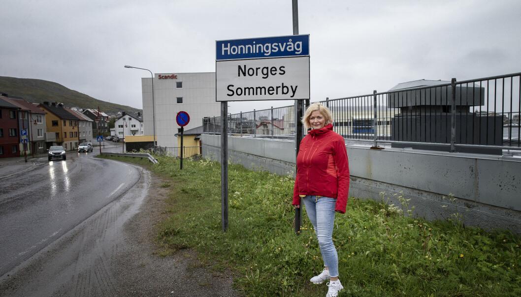 <strong>TURISTSVIKT:</strong> - Vi er vel hardest rammet av alle. Hele 2020 er ødelagt, sier Kjellbjørg Mathiesen i Arctic Guide Service. Foto: Henning Lillegård / Dagbladet