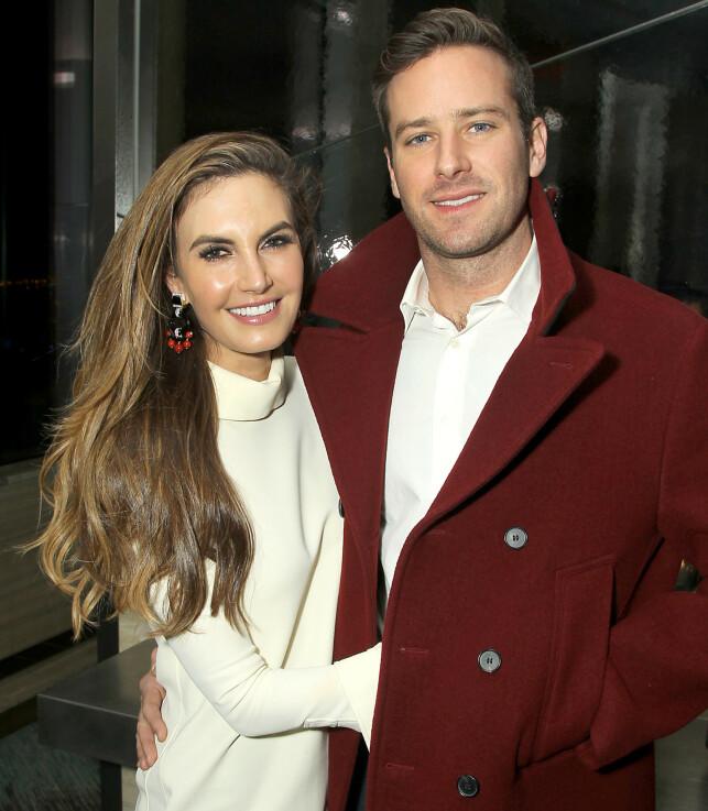 GÅR HVER TIL SITT: Etter ti år som ektepar avslører Hollywood-paret at de går hver sin vei. Foto: NTB SCANPIX