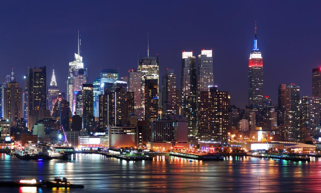 INVASJON: Spisesteder i millionbyen New York invaderes av rotter. Foto: Shutterstock / NTB Scanpix