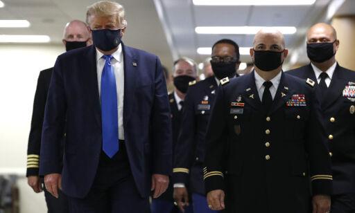 image: Endelig maskert - rådgiverne måtte trygle