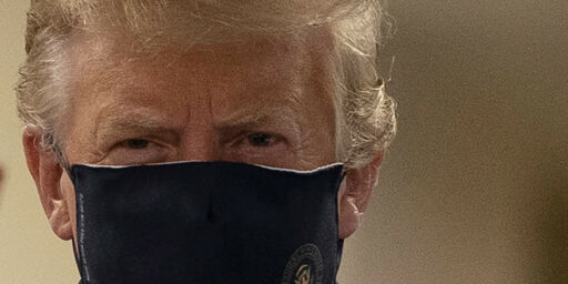 image: Altfor mye, selv for Trump