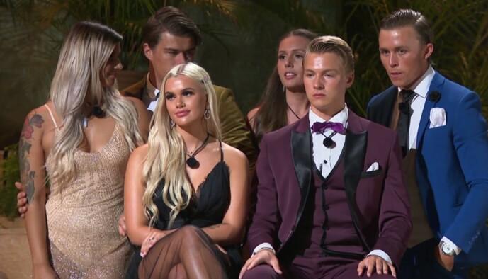 - IKKE EN KRONE: Ida Johansen Aaserud og Axel Nicolai Kleivane tapte finalen, fordi de fikk for få deltakerne bak seg. De fikk heller ikke tilgang på pengepotten. Foto: TV3