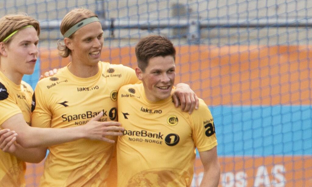 image: Bodø/Glimt holdt lekestue