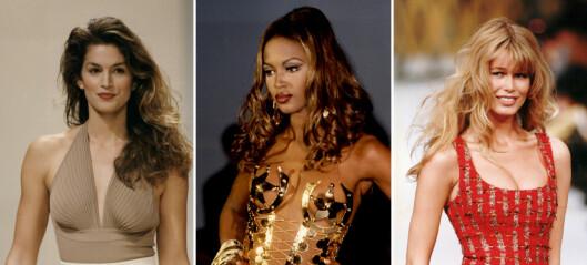Slik ser 90-tallets supermodeller ut i dag