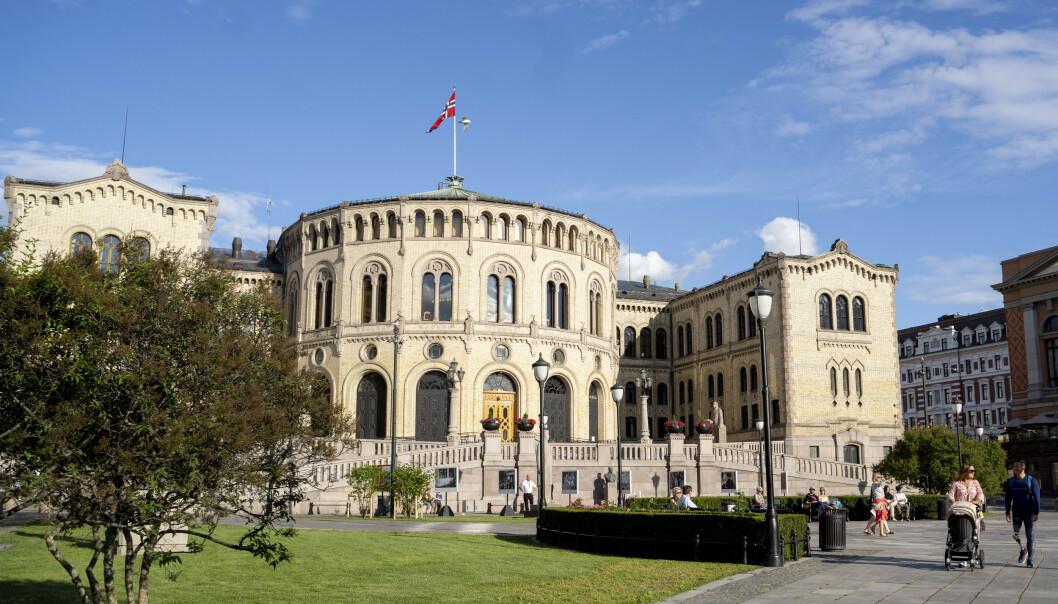 NY SMELL: Ifølge statssekretær Vegard Einan i Arbeids- og sosialdepartementet skal ikke permitterte få feriepenger på grunnlag av lønnskompensasjonen som er innført. Foto: Fredrik Hagen / NTB scanpix
