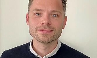 DRIFTSJEF: Petter Sundbakk. Foto: Privat