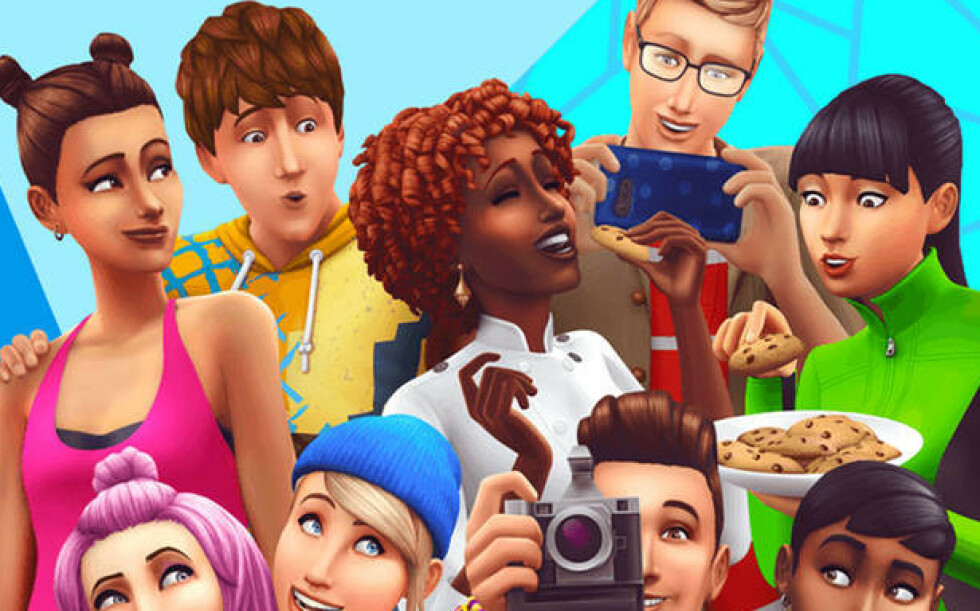 BLIR TV-PROGRAM: Nå blir The Sims til reality-tv. Foto: The Sims