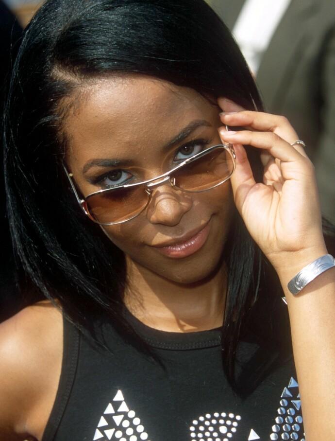 Aaliyah. FOTO: Scanpix