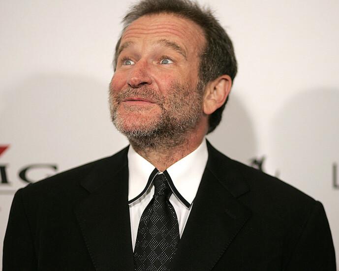 Robin Williams. FOTO: Scanpix