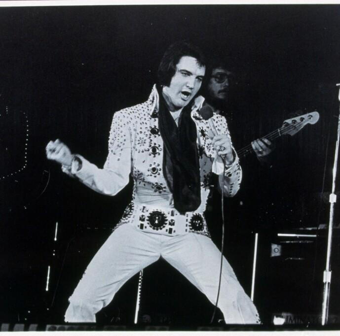 Elvis Presley. FOTO: Scanpix