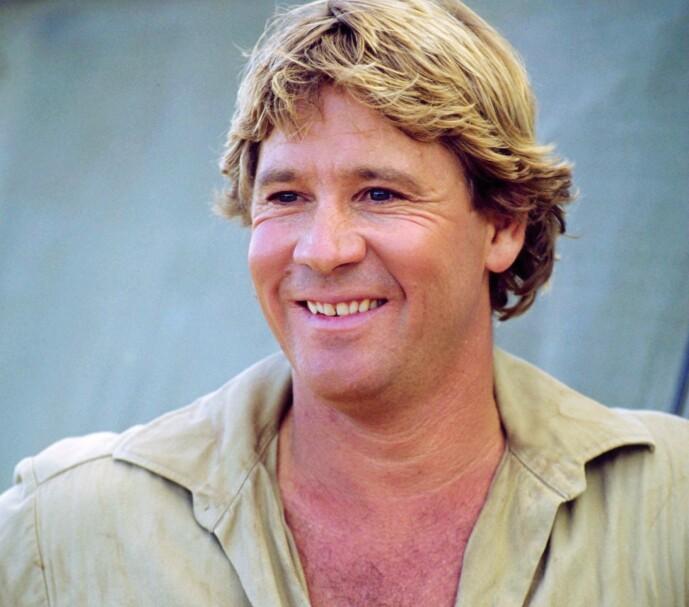 Steve Irwin. FOTO: Scanpix
