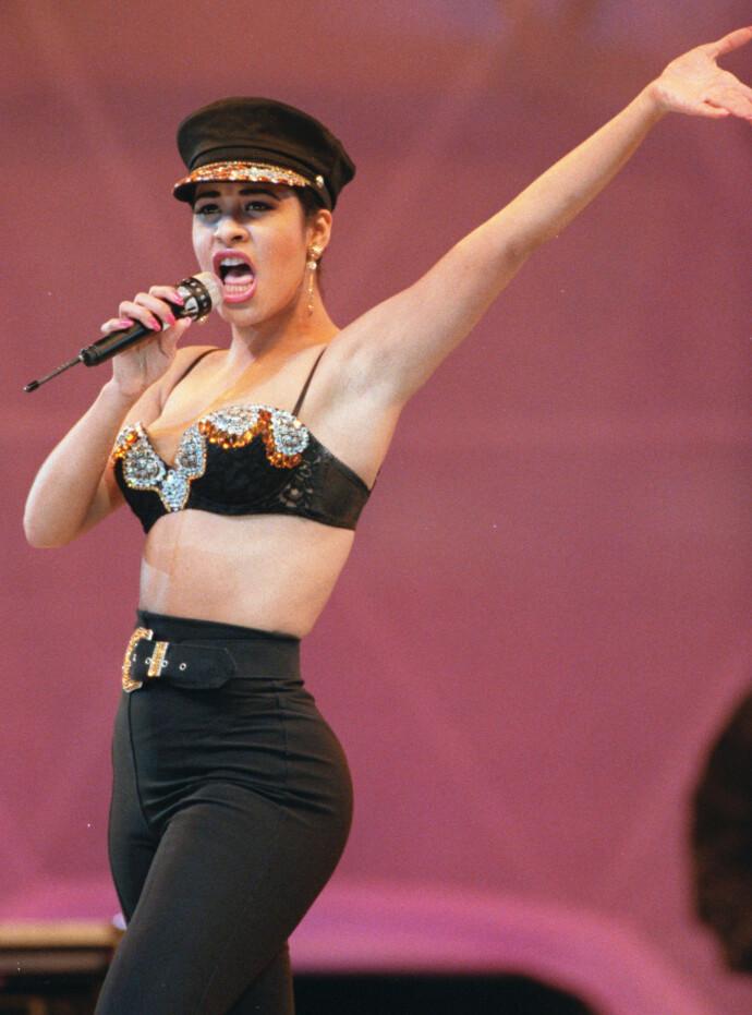 Selena Quintanilla. FOTO: Scanpix