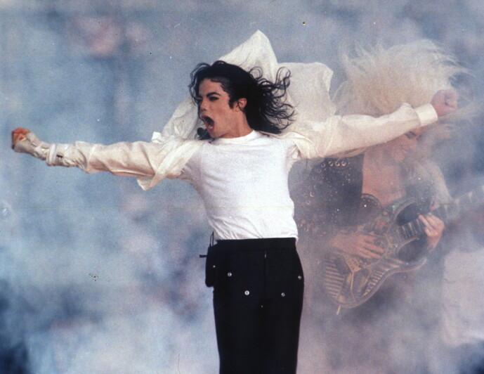 Michael Jackson. FOTO: Scanpix