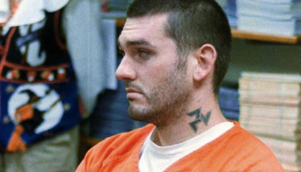 Daniel Lewis Lee skulle henrettes i dag, men henrettelsen er utsatt. Bildet er fra 1997, året etter at han begikk et trippeldrap. Foto: Dan Pierce/AP/NTB scanpix