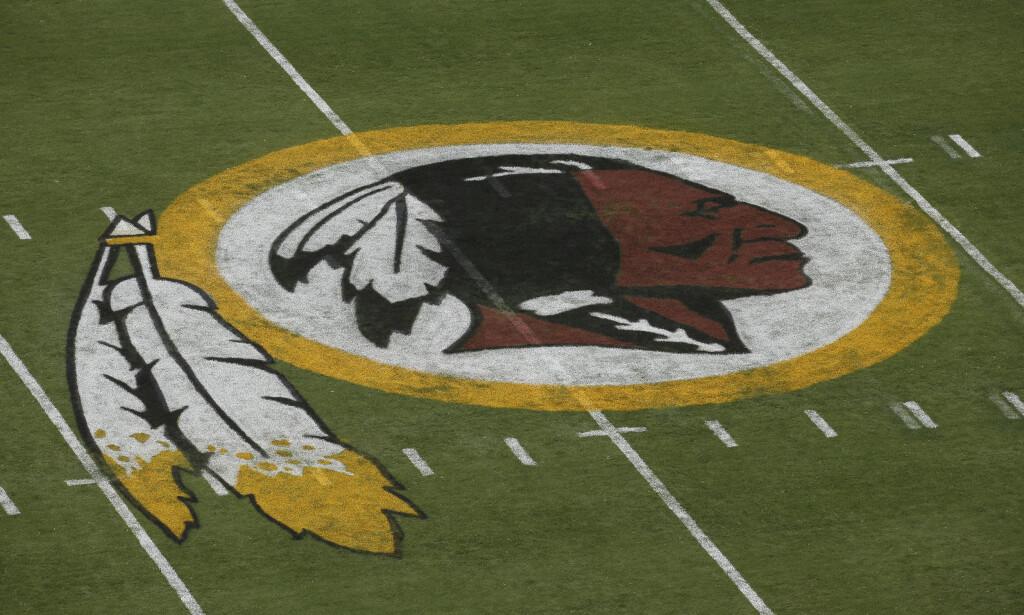 Washingtons NFL-lag kommer til å gå bort fra lagnavnet «Redskins». Foto: Alex Brandon / AP / NTB scanpix
