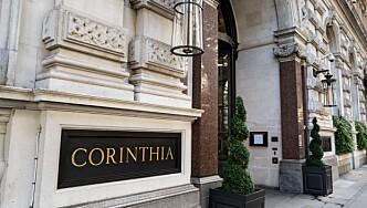 HOTELLRESTAURANT: Kerridge sin restaurant er lokalisert på Corinthia Hotel i London. Foto: Lexie Harrison-cripps / NTB scanpix