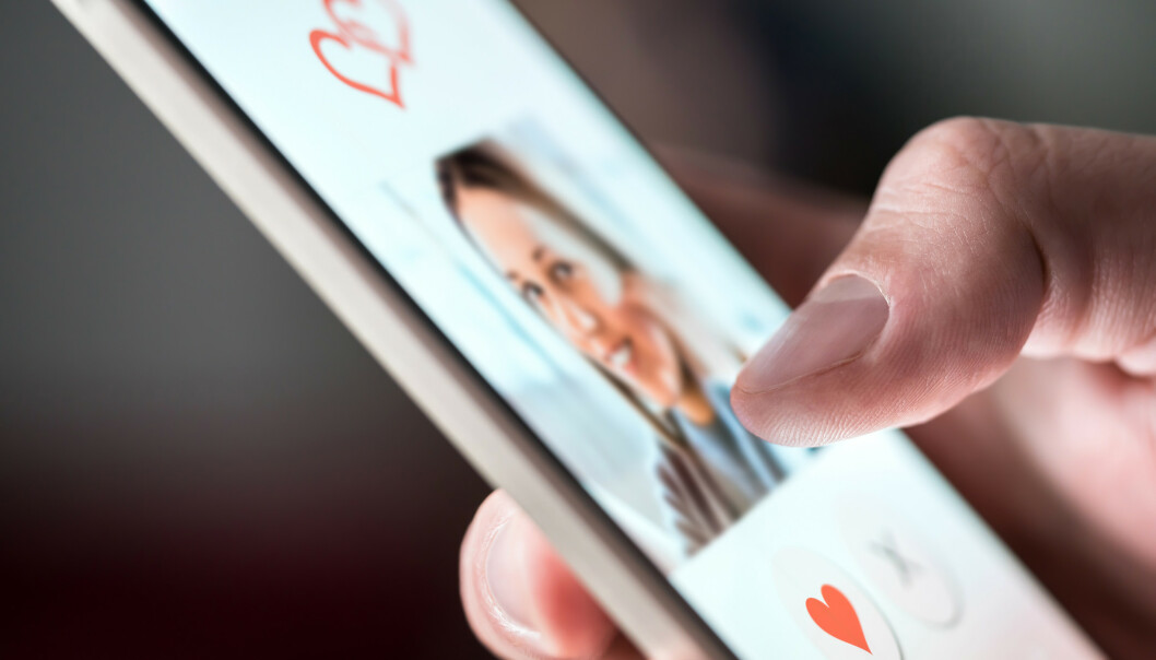 DATING-APP: Lær blant annet hvordan datingappens algoritmer fungerer så du kan få flere og bedre matcher. Foto: Shutterstock / NTB Scanpix