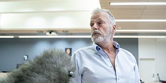 image: Eirik Jensen begjærer seg løslatt