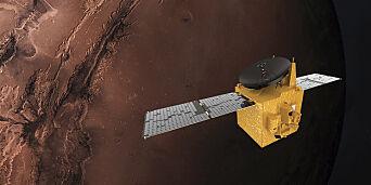 image: Høysesong for sonder til Mars