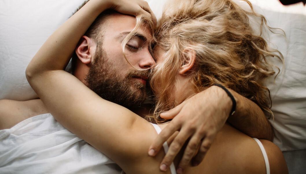 SPENNING: Ønsker du å piffe opp sexlivet - enten alene eller sammen med partneren din? Da kan vibrerende truse kanskje være noe for deg! FOTO: NTB Scanpix