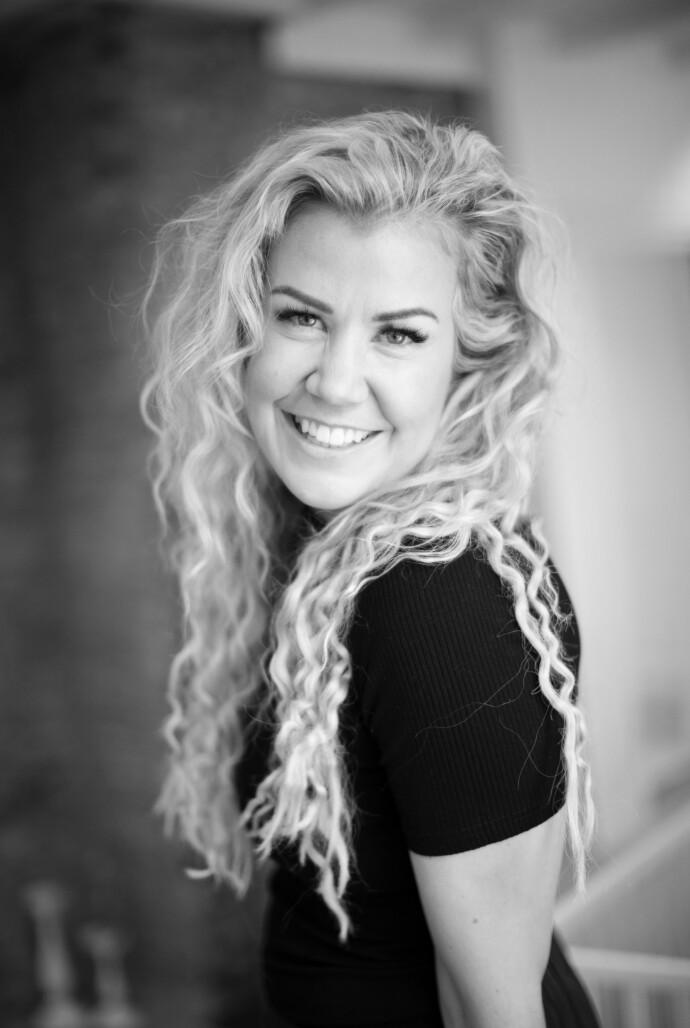 Maria Ebbestad er sexologstudent og jobber som presseansvarlig i Nytelse. Foto: Nytelse.no