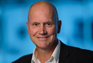 INVESTERING: Administrerende direktør i DNB Eiendom, Terje Buraas, sier til NRK at mange investerer i små leiligheter. Foto: Stig B. Fiksdal / DNB Eiendom