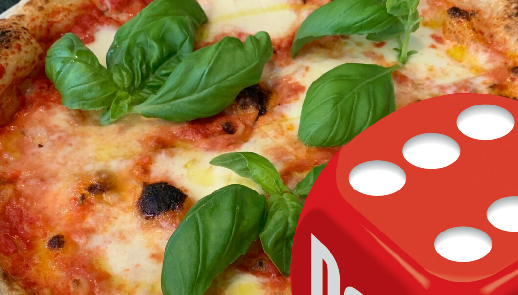 Oslos beste pizzasted: – Perfekt!