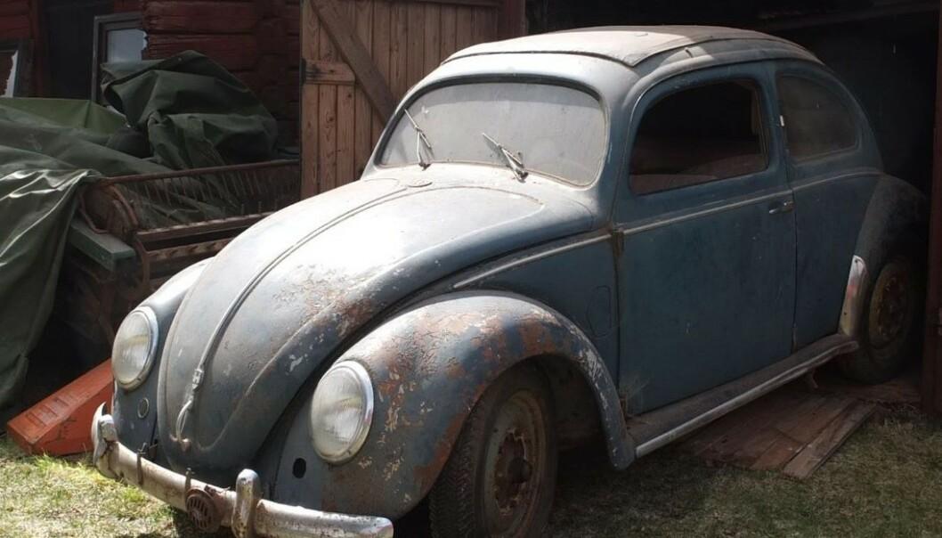 Fikk fantasipris for rusten Boble
