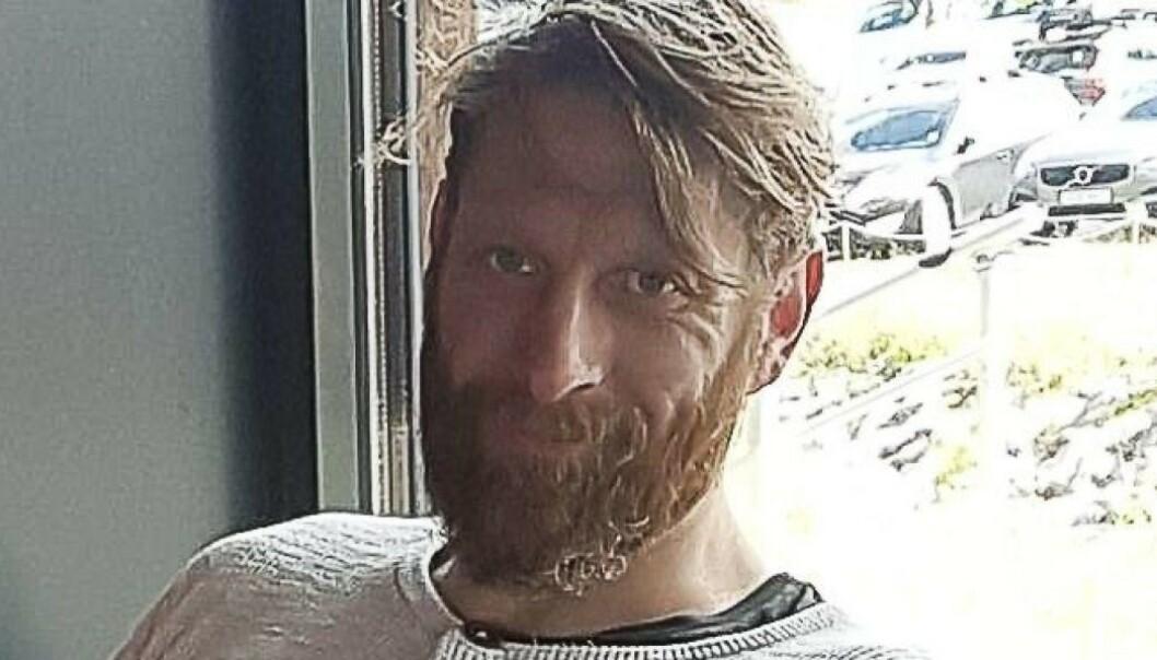 DREPT: Christian Halvorsen ble funnet drept like ved sitt hjem i Askim. Foto: Privat