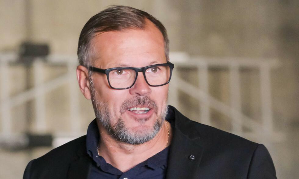 KRITISK: Kjetil Rekdal mener Rosenborg overhodet ikke leverer på det som kjennetegnet laget i glansdagene: Samhandling. Foto: Tor Erik Schrøder / NTB scanpix
