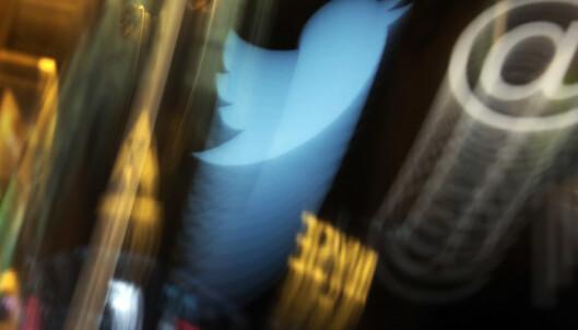 Twitter kalles inn på teppet