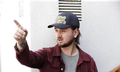 - BARE TRIST: SV-politiker Freddy André Øvstegård bor i området der den 31 år gamle mannen gikk til angrep med kniv tirsdag kveld. Foto: Vidar Ruud / NTB scanpix