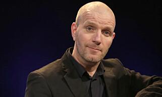 LEEDS-FAN: Bård Tufte Johansen. Foto: Vidar Ruud / NTB scanpix