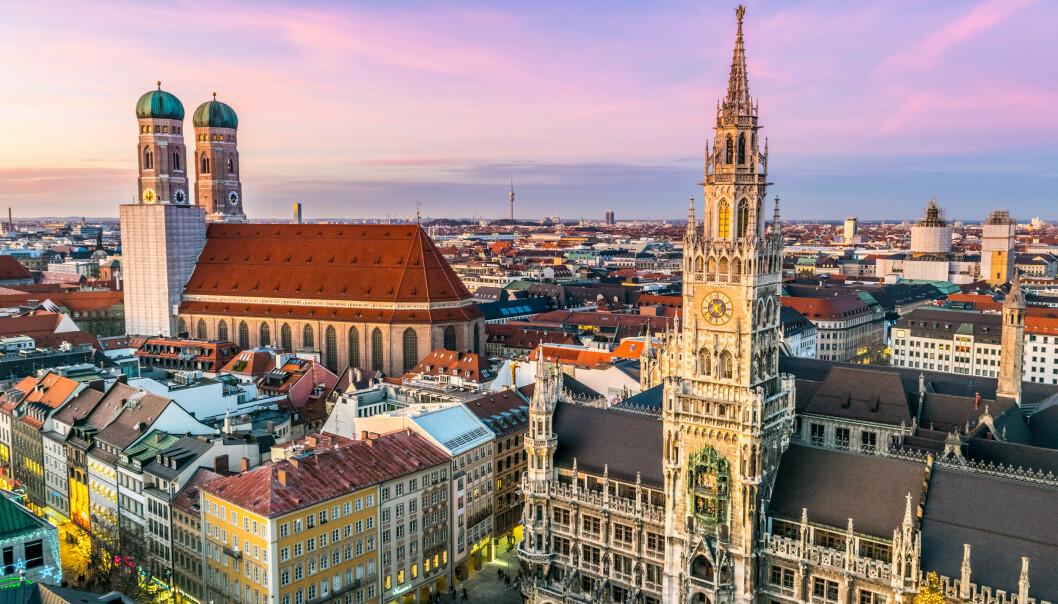 <strong>SKANDALE:</strong> Det tyske betalingsselskapet Wirecard kan ikke gjøre rede for 20 milliarder kroner. Nå har direktøren forsvunnet. Foto: Shutterstock / NTB Scanpix