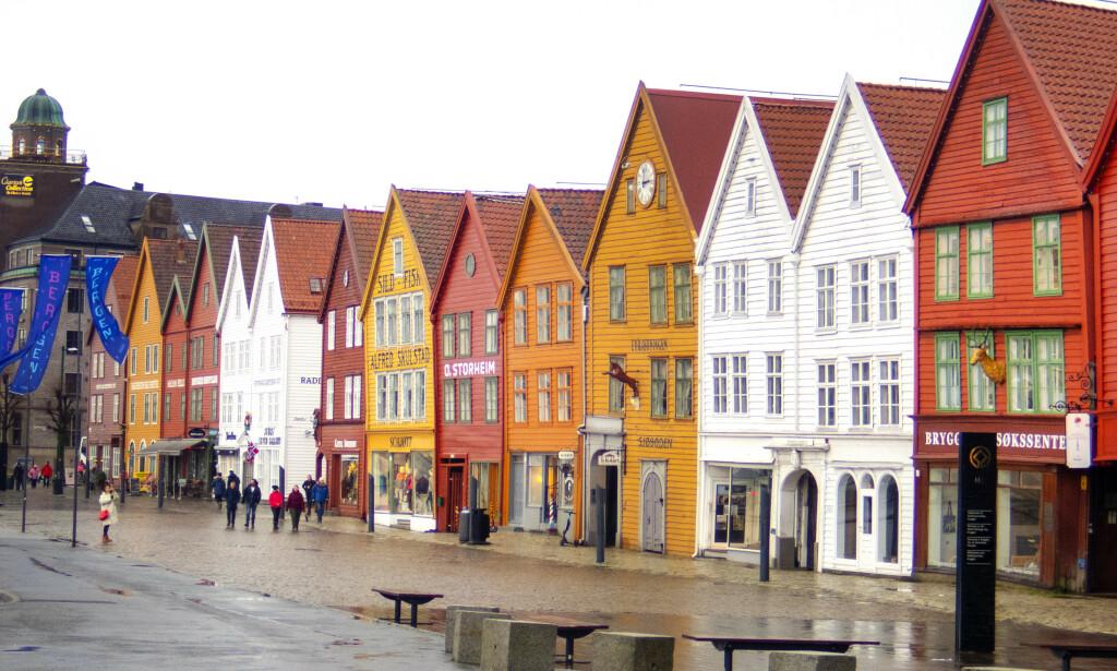 BERGEN: Tre personer har fått påvist coronasmitt i Bergen. Smittevernkontoret advarer. . Foto: Gorm Kallestad / NTB scanpix