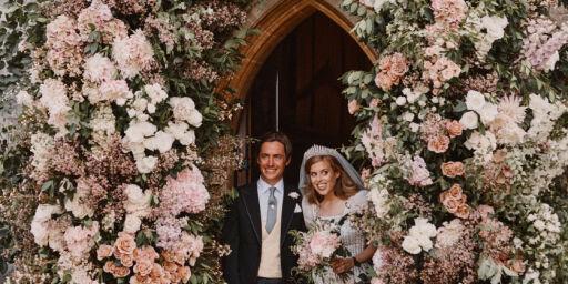 image: Bildene fra det hemmelige bryllupet