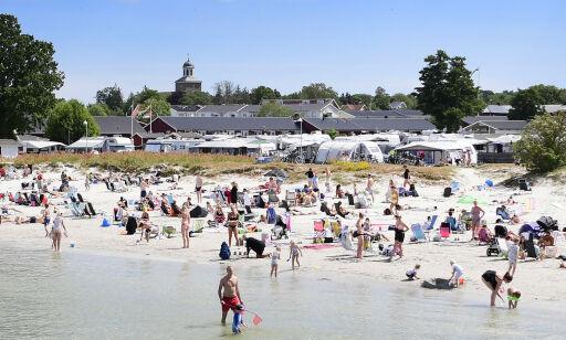 image: Svensk ferieperle tar drastisk grep