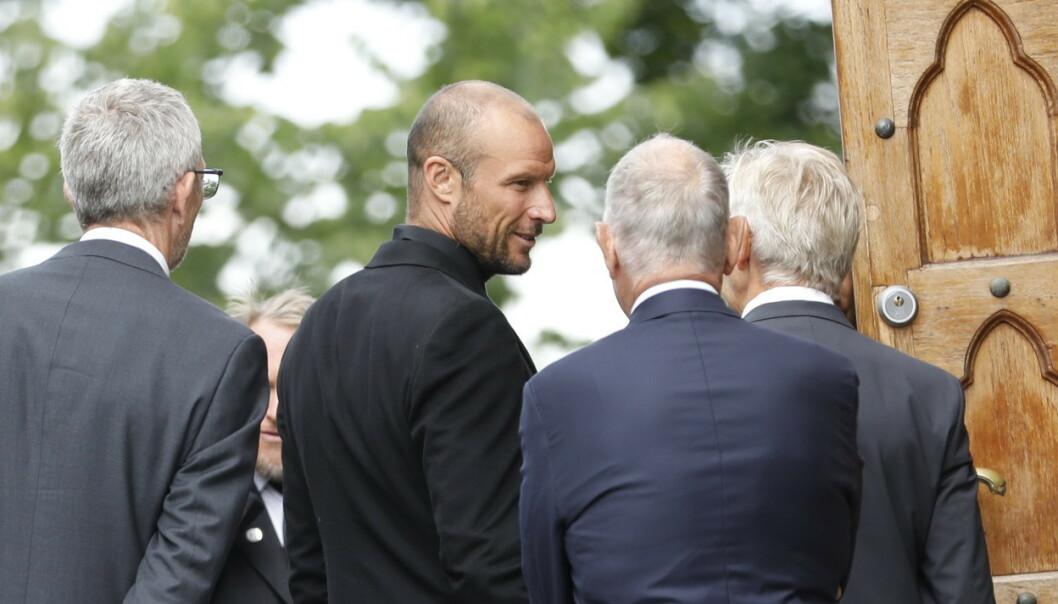I SORG: Aksel Lund Svindal. Foto: Christian Roth Christensen / Dagbladet